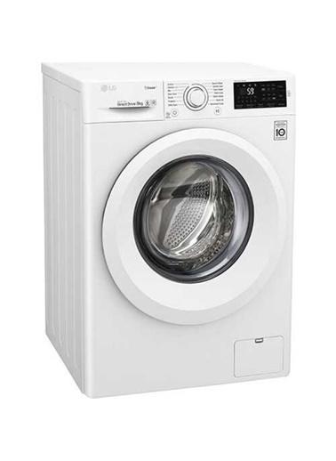 LG F4J5VNP3W A+++ 9 kg 1400 Devir Çamaşır Makinesi Beyaz